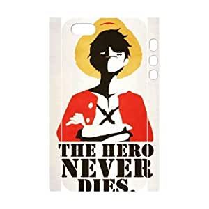 ANCASE One Piece 2 Phone 3D Case For iPhone 5,5S [Pattern-2]