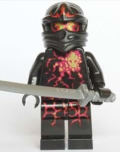 Lego ninjago nrg cole and sword shamshir for Kinderzimmer ninjago