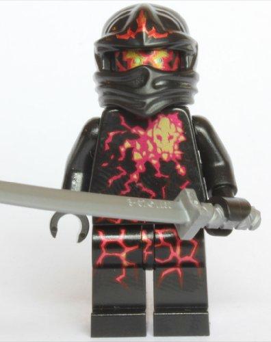LEGO Ninjago - NRG Cole and Sword (Shamshir)