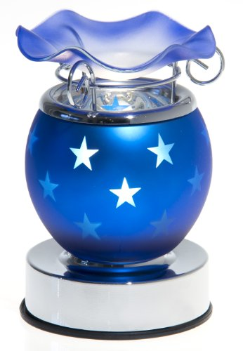 Lamps of Aroma - Touch Aroma Lamp - Blue Star (Touch Aroma Lamp compare prices)