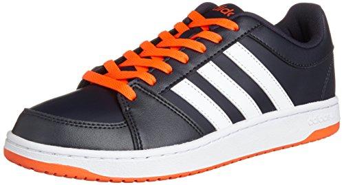 Adidas Neo Vlneo Hoops Lo Ii Nny/ftwwht/sorang, Größe Adidas:8