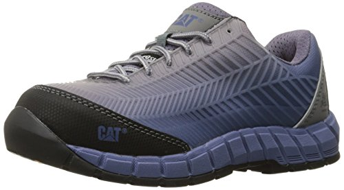 Caterpillar Women's Array Comp Toe Work Shoe, Light Purple, 7 M US