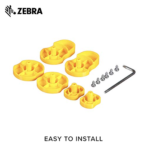 Zebra - Ethernet Module Adapter for ZD420 Direct Thermal Desktop Printer - Field Installable by Zebra Technologies (Image #4)
