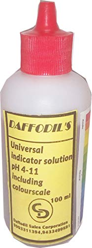 Universal Indicator for pH Test (100 ml) Price & Reviews