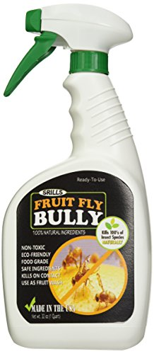 Fruit Fly Control (SRILLS 1010  All Natural Fruit Fly Bully, 32 oz)