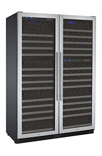 Allavino FlexCount 3Z-VSWR7772-SST 349 Bottle Three Zone Wine Fridge Deal (Large Image)