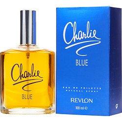 Charlie Blue FOR WOMEN by Revlon - 3.4 oz EDT Spray ()