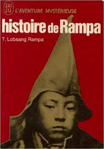 livres lobsang rampa