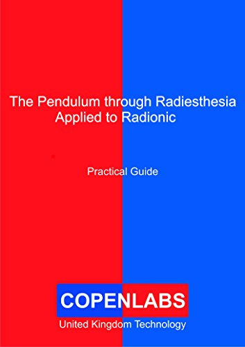 CopenLabs Pendulum through Radiesthesia Applied to Radionics