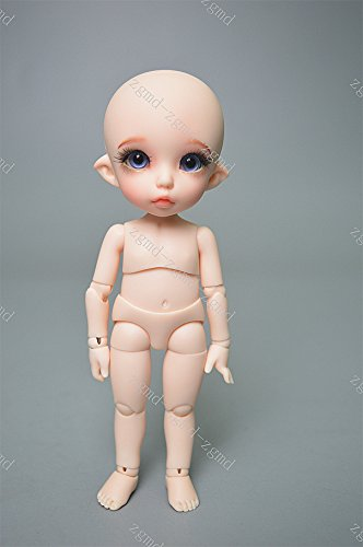 Zgmd 1/8 BJD doll SD doll ante doll contains face and body make up