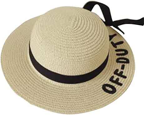 05bdb202 XINGZHE09 Children's Sun hat - Summer, Cool hat, Mother and Daughter's  Beach hat,