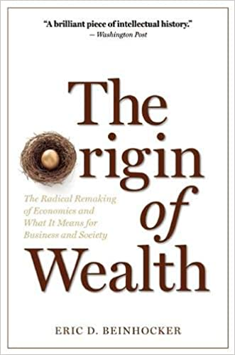 Superb Amazon Com The Origin Of Wealth The Radical Remaking Of Interior Design Ideas Ghosoteloinfo