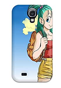First-class Case Cover For Galaxy S4 Dual Protection Cover Kid Goku