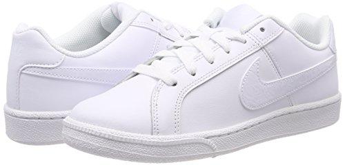 112 Donna bianco Bianco Sneaker nero Court Royale bianco Nike q8vagnt