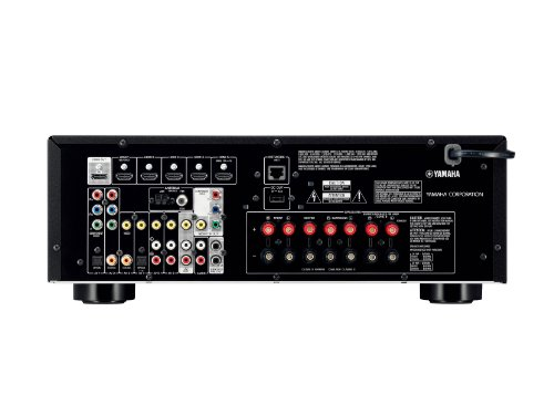 Yamaha RX-V575-R 7.2-Channel Factory Refurbished Network AV Receiver with Airplay Top Price
