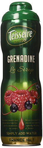Grenadine Teisseire French Syrup Grenadine concentrate, 60 cl