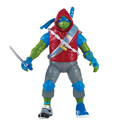 Teenage Mutant Ninja Turtles Movie 2 Out Of The Shadows Leonardo In Stealth Disguise