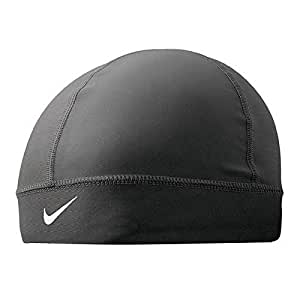 Amazon Com Nike Pro Combat Youth Banded Skull Cap Black