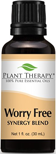 Plant Therapy Stress Synergy Essential