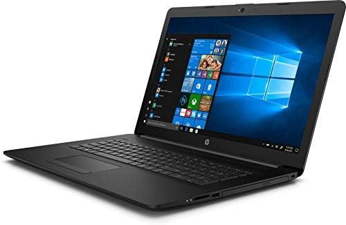 2020 HP 17.3″ HD+ Premium Laptop Computer, AMD Ryzen 5 3500U Quad-Core Up to 3.7GHz, 12GB DDR4 RAM, 256GB SSD, DVDRW, AMD Radeon Vega 8, 802.11ac WiFi, Bluetooth 4.2, USB 3.1, HDMI, Black, Windows 10 4154sNc  2B L