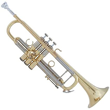 Bach AB190 fangal Stradivarius serie (Laquer) de la trompeta