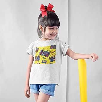 Stereo aTIQ T-Shirt for Girl, 38 EU