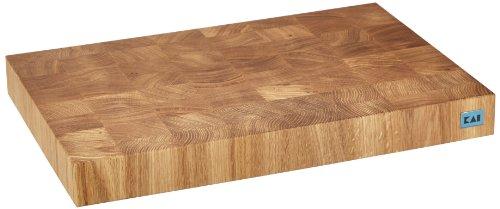 Kai Europe DM-0795 - Tagliere in legno di quercia: Amazon.it: Casa ...