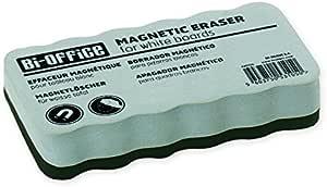 Bi-Office AA0105, Borrador magnético ligero, para pizarra blanca
