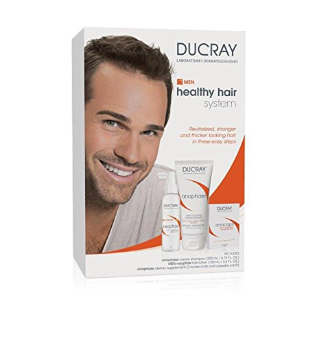 Ducray Healthy Hair System for Men by Ducray