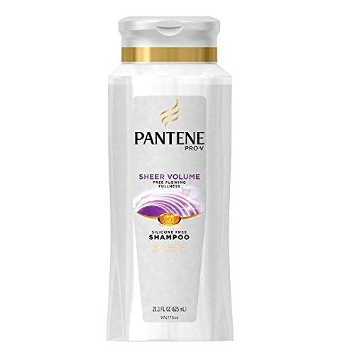 080878042500 - Pantene Pro-V  Sheer  Volume Shampoo, 25.4 Fluid Ounce (Pack of 3) (packaging may vary) carousel main 0
