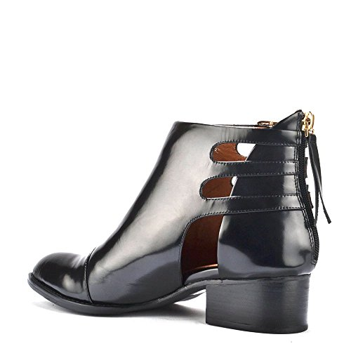 Jeffrey Campbell Leroy Botines, Mujer Negro