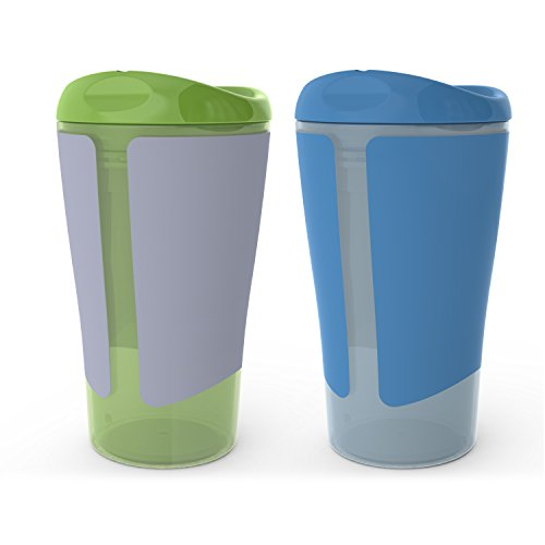 (BPA-Free Grow with Me 10 oz. Big Kid Spoutless Cup, 2 Count )