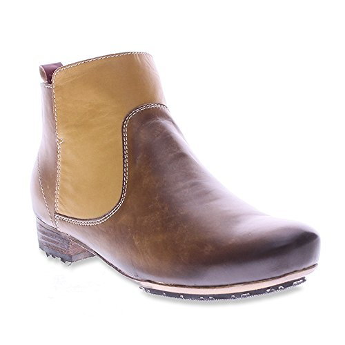 L'Artiste by Spring Step Womens Aladyn Boot Natural 7UfRpdbqZ