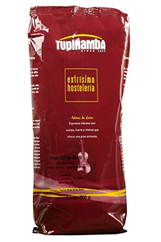 Whole Bean Mixed Torrefacto Coffee by Tupinamba