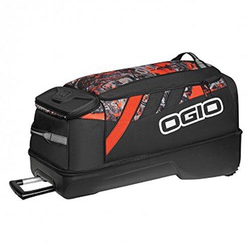 ogio 121013.505 Adrenaline Wheeled Gear Bag - Rock n Roll Pattern by OGIO
