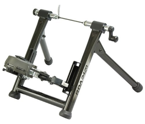 Minoura RDA-2429 D Bicycle Trainer, - Rim Trainer Drive