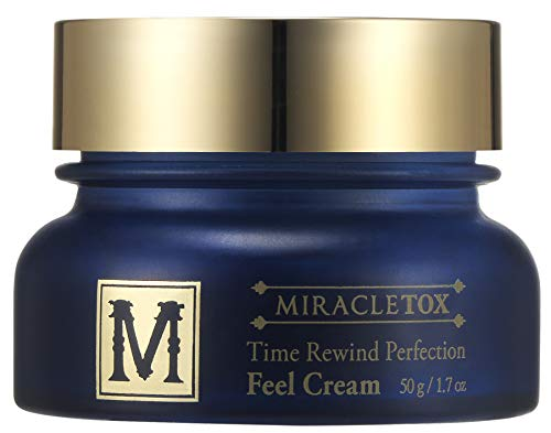 (MIRACLE TOX Time Rewind Perfection Feel Cream 1.7fl.oz - K Beauty!)