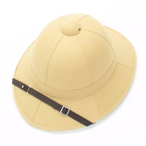 British WWI Wolseley Pattern Khaki Pith Helmet (Pith Helmet)