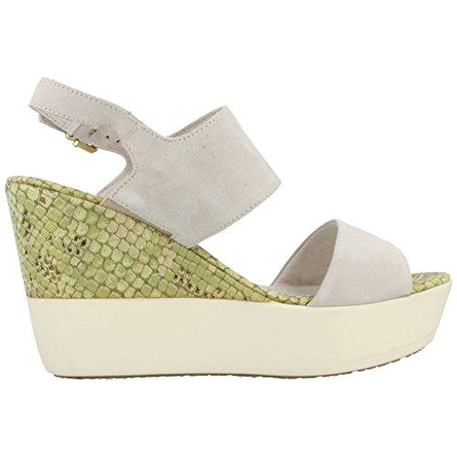 Sandalias y chanclas para mujer, color Verde , marca STONEFLY, modelo Sandalias Y Chanclas Para Mujer STONEFLY SAINT TROPEZ 7 Verde Verde