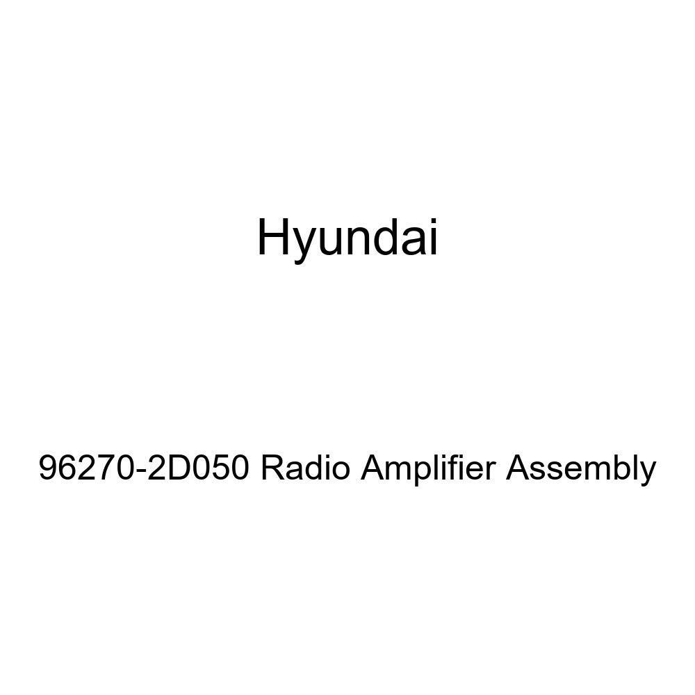 HYUNDAI Genuine 96270-2D050 Radio Amplifier Assembly