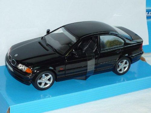 328i 124 Er 3 3er Schwarz 2007 Limousine Welly E46 Bmw 1998 nwm8N0