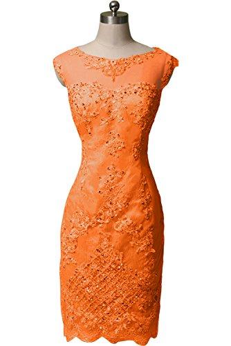 TOSKANA BRAUT - Vestido - Noche - para mujer naranja 34