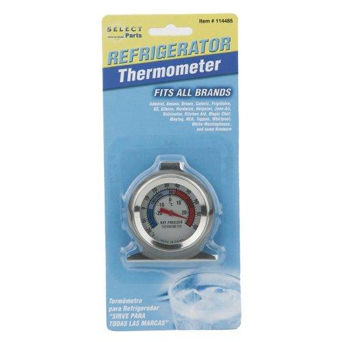 Frigidaire 5304432837 - Termómetro para frigorífico y congelador ...