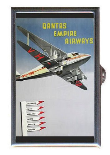 australia-airplane-qantas-guitar-pick-or-pill-box-usa-made