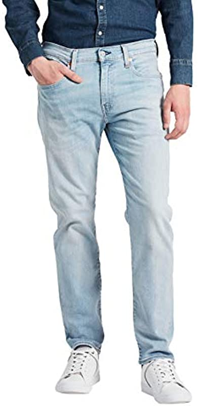 Levi ?s ® 502 dżinsy męskie Regular Tapered Spodnie Green Eggs ADV W38/L34: Odzież