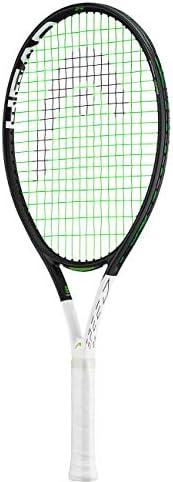 HEAD IG Speed Kids Tennis Racquet – Beginners Pre-Strung Head Light Balance Jr Racket