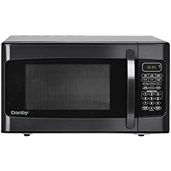 Amazon.com: Danby DMW111KPSSDD Countertop Microwave