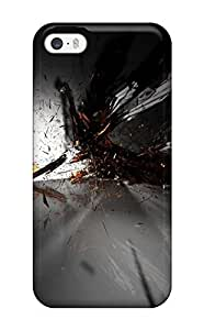 SnIIDhe9052KeNlj Tpu Case Skin Protector For Iphone 5/5s Abstract With Nice Appearance