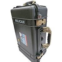 CVPKG Presents Black & Tan Colors series Pelican 1510 NO Foam.