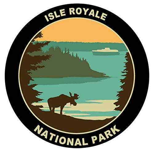 Explore Isle Royale National Park 3.94